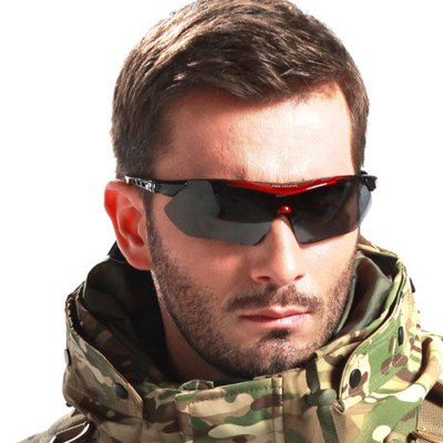 FREE SOLDIER Bullet-proof Polarizing Sunglasses