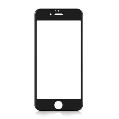 Angibabe Tempered Glass Screen Protector for iPhone 6 / 6S