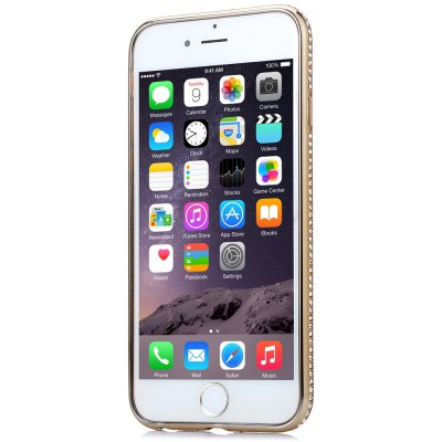 Plated Edge Style TPU Soft Protective Case for iPhone 6 / 6SiPhone Cases/Covers<br>Plated Edge Style TPU Soft Protective Case for iPhone 6 / 6S<br><br>Features: Anti-knock,Back Cover<br>Material: TPU<br>Style: Cool,Modern<br>Color: Gold,Rose Gold<br>Product weight: 0.015 kg<br>Package weight: 0.040 kg<br>Product size (L x W x H): 14.20 x 7.00 x 0.80 cm / 5.59 x 2.76 x 0.31 inches<br>Package size (L x W x H): 16.00 x 9.00 x 1.50 cm / 6.3 x 3.54 x 0.59 inches<br>Package Contents: 1 x Case