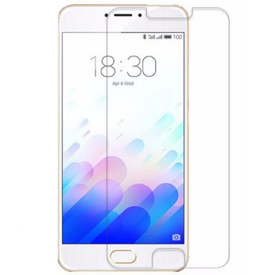 TOCHIC 0.3mm Tempered Glass Screen Protector for Meizu M3 Note