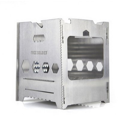 FREE SOLDIER AI0068 Portable Camping Cooking Stove