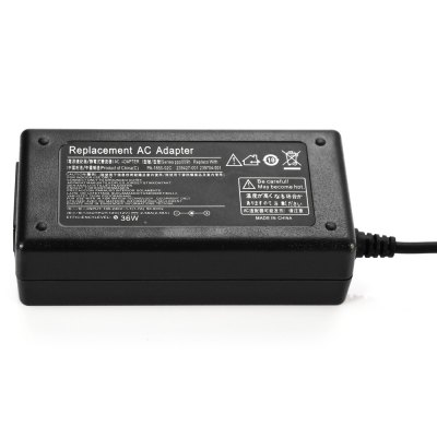 PR03 36W Replacement AC Power Adapter + Cable
