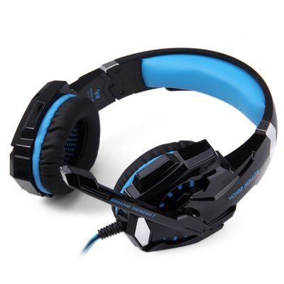 KOTION EACH G9000 3.5mm USB Gaming Headset for PS4
