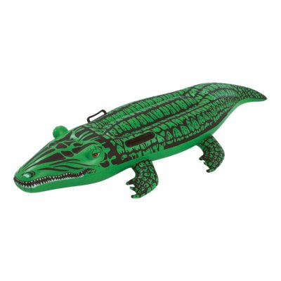 WINMAX WMB07620 Crocodile PVC Inflatable Float Fun Boat