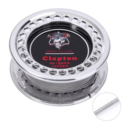 Kanthal A1 Clapton Resistance Wire