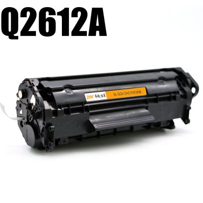 ZYYH Q2612A Refillable Printer Ink Cartridge
