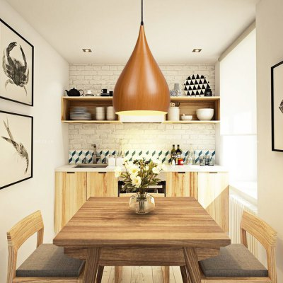 Wide Pendant Light Aluminum Shade Wood GrainPendant Light<br>Wide Pendant Light Aluminum Shade Wood Grain<br><br>Bulb Base Type: E27<br>Bulb Included: No<br>Function: Commercial Lighting, Home Lighting, Studio and Exhibition Lighting<br>Package Contents: 1 x Pendant Light<br>Package size (L x W x H): 35.00 x 35.00 x 30.00 cm / 13.78 x 13.78 x 11.81 inches<br>Package weight: 3.040 kg<br>Product size (L x W x H): 32.00 x 32.00 x 15.00 cm / 12.6 x 12.6 x 5.91 inches<br>Product weight: 2.800 kg<br>Quantity of Spots: 1<br>Sheathing Material: Aluminum Alloy<br>Style: Modern/Contemporary<br>Type: Pendants<br>Voltage (V): AC 220