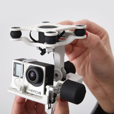 Gemfan Geocalla G4 - 3D 3-Axis Brushless Gimbal Accessory for Multirotor DIY Photography
