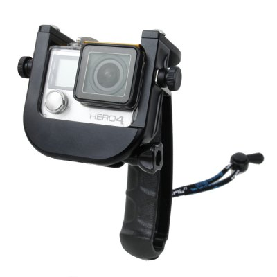 Selfie Monopod Trigger Shutter for GoPro Hero 3 Hero 4 Action Camera