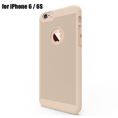Breathable Protective Back Cover Case for iPhone 6 / 6S