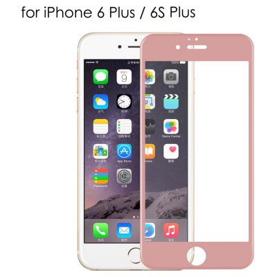 Angibabe Tempered Glass Screen Film for iPhone 6 Plus / 6S Plus