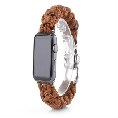 Braided Style Strap Watchband for Apple Watch 42mm