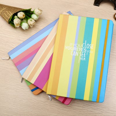5605L Mini Paper Notebook 3PCS with Cardboard Cover
