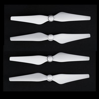 4Pcs 9450 Propeller / Blade Spare Part of DJI Phantom 4