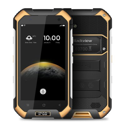Blackview BV6000 Android 6.0 4.7 inch 4G Smartphone