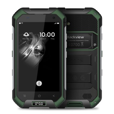 Blackview BV6000 Android 7.0 4.7 inch 4G Smartphone