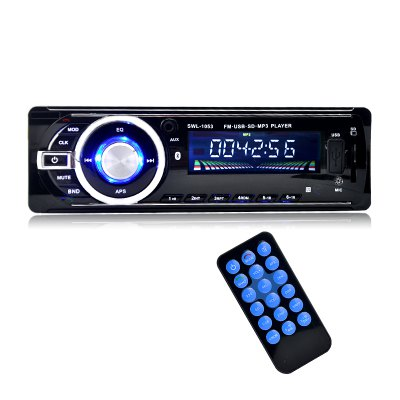 SWL - 1053 Car Bluetooth V2.0 MP3 Player