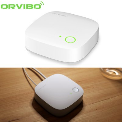 ORVIBO Smart Home Suit Wireless Remote Control SystemOther Home Improvement<br>ORVIBO Smart Home Suit Wireless Remote Control System<br><br>Brands: Orvibo<br>Current : 1A<br>Package Contents: 1 x ZigBee Mini Hub, 2 x Window Door Sensor, 1 x PIR Motion Sensor, 1 x CR2032 Button Battery, 2 x AA Battery, 1 x Adapter, 1 x Packing of Screw Accessory, 1 x English User Manual<br>Package size (L x W x H): 30.00 x 20.00 x 10.00 cm / 11.81 x 7.87 x 3.94 inches<br>Package weight: 0.9800 kg<br>Product weight: 0.2320 kg