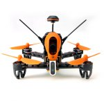 Walkera F210 - 3D 5.8GHz FPV 700TVL Camera 7CH 2.4GHz Racing Drone F3 Upgraded OSD Flight Controller