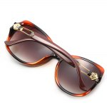 HongChang 2502 - 2 Female UV-resistant Coating Sunglasses photo