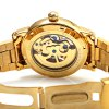 best JIJIA G8126 Hollow-out Automatic Mechanical Male Watch