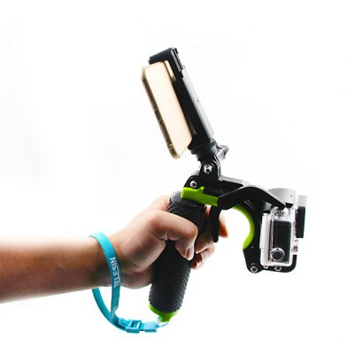 TELESIN Floaty Grip Bobber for GoPro Xiaoyi Action Camera