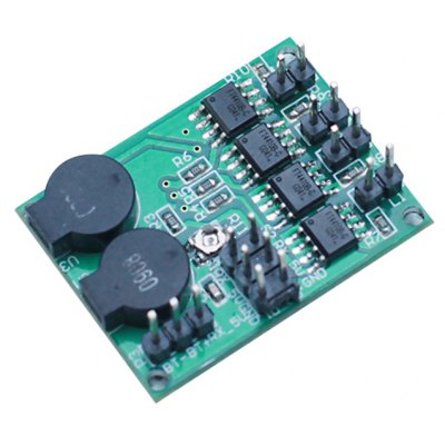 Buzzer and Lost Model Finder Alarm Sound LED Light Controller