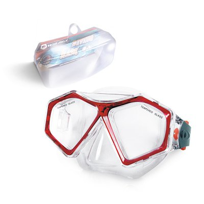 WINMAX WMB07064 Silicone Material Diving GlassesSwimming<br>WINMAX WMB07064 Silicone Material Diving Glasses<br><br>Brand: WIN MAX<br>Model Number: WMB07064<br>Material: Silicone<br>Color: Blue,Red<br>Product weight: 0.110 kg<br>Package weight: 0.230 kg<br>Product size: 16.00 x 6.00 x 4.00 cm / 6.3 x 2.36 x 1.57 inches<br>Package size: 20.00 x 8.00 x 5.00 cm / 7.87 x 3.15 x 1.97 inches<br>Package Content: 1 x WINMAX WMB07064 Diving Glasses, 1 x Case