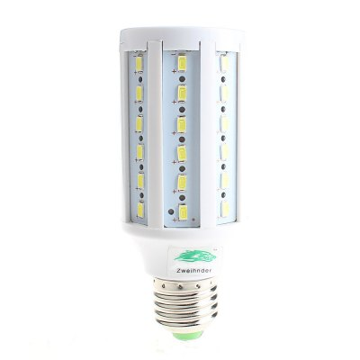 Zweihnder 600LM E27 20W SMD5630 60 LED Corn Light