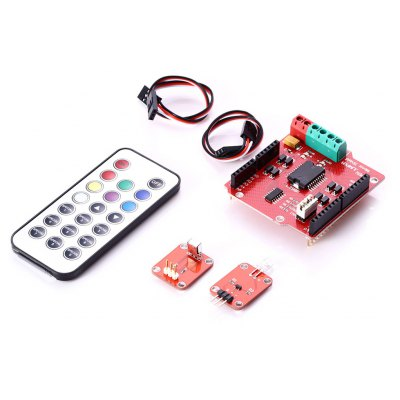 Infrared Wireless Remote Control Kit
