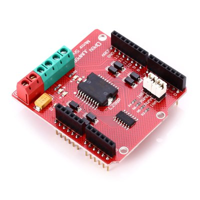 Motor Driver Module Compatible with Arduino