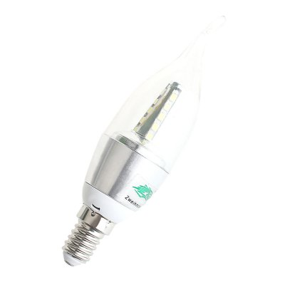 Zweihnder 700LM E14 7W 25 x SMD2835 LED Candle Light