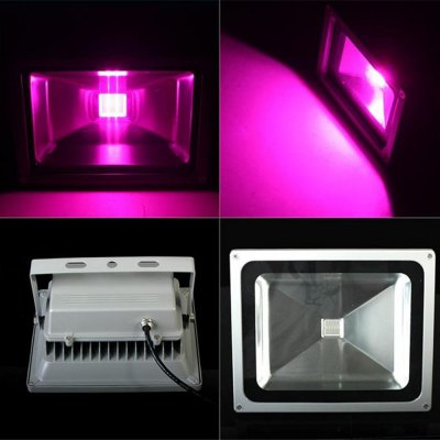 650Lm 20W 20 LED Plant Grow Light Greenhouse Seedbed Garden
