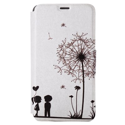 Kinston PU and PC Cover Case for Huawei Ascend P7