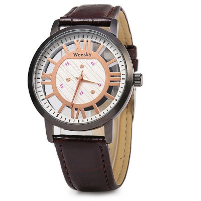 Weesky 1314 Men Quartz Watch