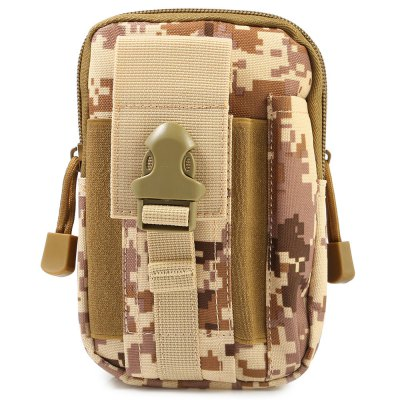 LeiTing Outdoor Practical Tactical  Waist Pack Close-fitting BagWaistpacks<br>LeiTing Outdoor Practical Tactical  Waist Pack Close-fitting Bag<br><br>Features: Tactical Style<br>For: Cycling, Hiking, Mountaineering<br>Material: Nylon<br>Package Contents: 1 x LeiTing Waist Bag<br>Package size (L x W x H): 18.50 x 13.50 x 4.00 cm / 7.28 x 5.31 x 1.57 inches<br>Package weight: 0.160 kg<br>Product size (L x W x H): 17.50 x 12.50 x 3.00 cm / 6.89 x 4.92 x 1.18 inches<br>Product weight: 0.140 kg