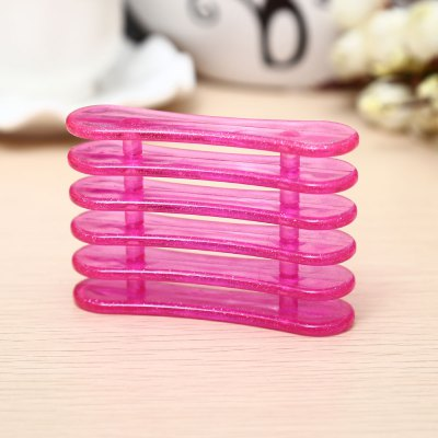 Mini Nail Brushes Holder Pen Stand