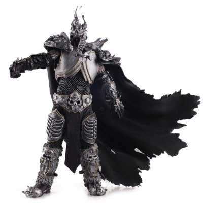 PVC + ABS Static Figure Model Toy - 11 inch