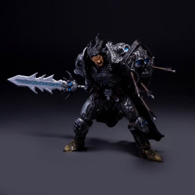 PVC + ABS Static Figure Model Toy - 6.7 inch