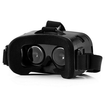 G1 Virtual Reality 3D Glasses Case with Remote Controller