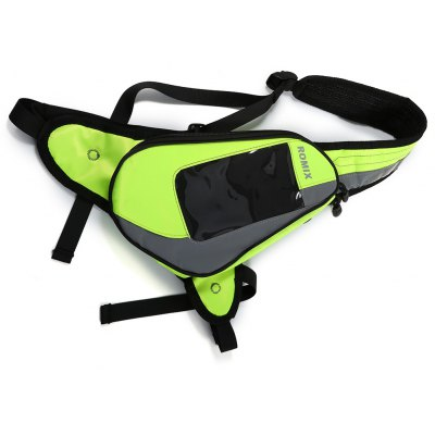 ROMIX XKB01 Outdoor Sports Waist Bag PVC Touch Screen