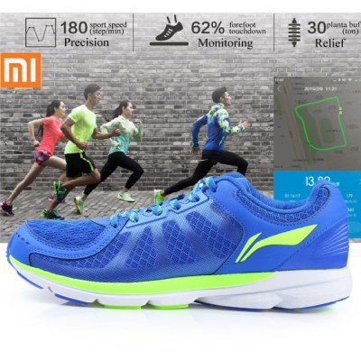 Smart Running Shoes With Built In Xiaomi Mi