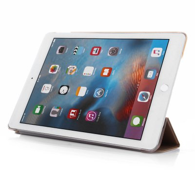 ASLING PU Leather Protective Case for iPad Pro 9.7 inchiPad Cases/Covers<br>ASLING PU Leather Protective Case for iPad Pro 9.7 inch<br><br>Brand: ASLING<br>Features: Anti-knock,Auto Sleep / Wake up,Cases with Stand,Full Body Cases<br>Material: PC,PU Leather<br>Style: Modern<br>Color: Black,Blue,Gold,White<br>Product weight: 0.138 kg<br>Package weight: 0.218 kg<br>Product size (L x W x H): 24.00 x 17.30 x 0.50 cm / 9.45 x 6.81 x 0.2 inches<br>Package size (L x W x H): 25.00 x 18.00 x 1.00 cm / 9.84 x 7.09 x 0.39 inches<br>Package Contents: 1 x Case