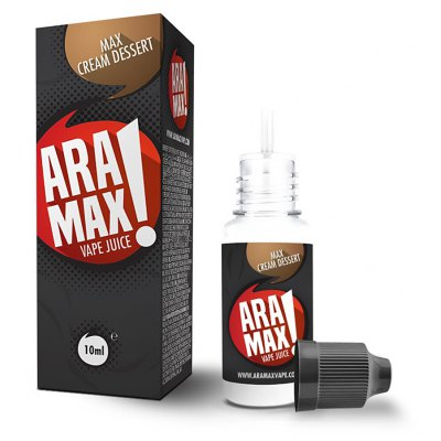 Aramax Cream Dessert Flavor E Juice for E Cigarette