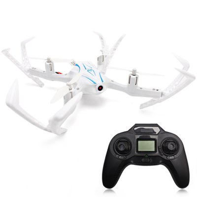 HUAXIANG 8971V 6 Channel 2.4G 6-axis-gyro Inverted Quadcopter with 2MP Camera RTF