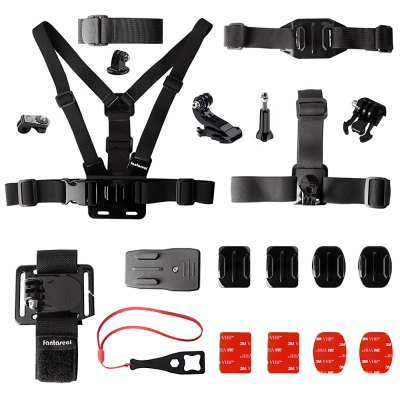 Fantaseal AIO - W10 20 in 1 Action Camera Accessories