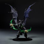 PVC + ABS Static Online Role-playing Game Figurine Character Model Home Office Decor - 13 inch