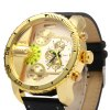 best JUBAOLI 1118 Date Display Business Men Quartz Watch