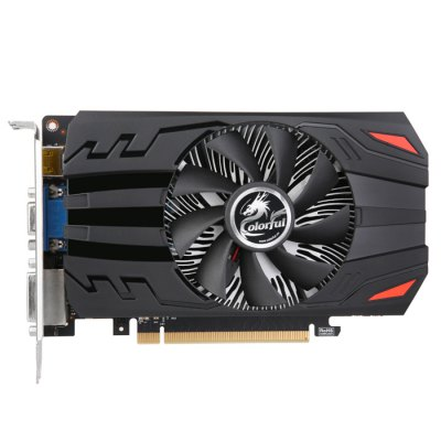 Original Colorful GT720 - 1GD5 Graphics Card