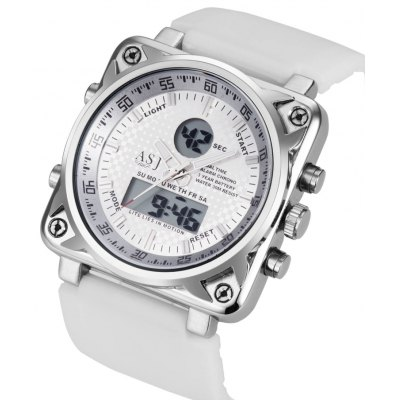 ASJ b008 Analog-digital Display Male Watch